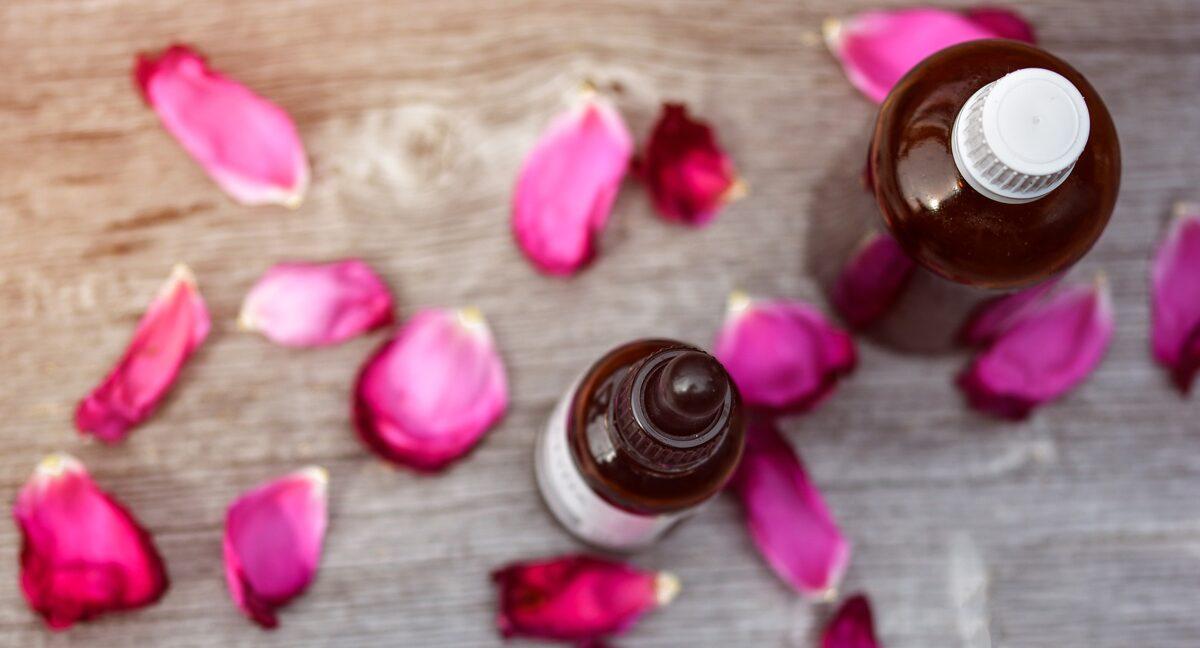 Aromaterapija ādas kopšanai